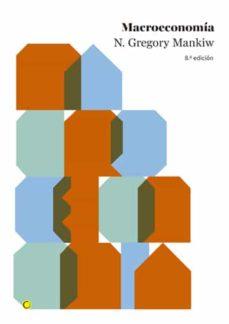 macroeconomia (8ª ed.)-n. gregory mankiw-9788495348944