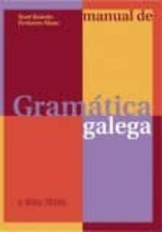 manual de gramatica galega-xose ramon freixeiro mato-9788495350244