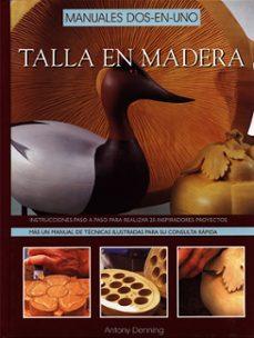 Garumclubgourmet.es Talla En Madera: Manuales Dos En Uno Image