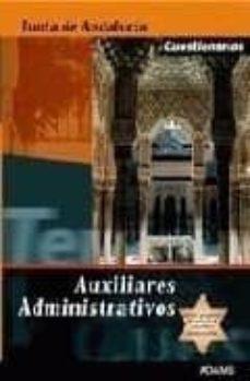 Cdaea.es Auxiliares Administrativos De La Junta De Andalucia: Cuestionario S Image