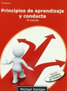 principios de aprendizaje y conducta (5ª ed)-michael domjan-9788497325844