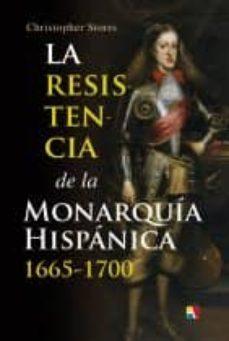 Inmaswan.es La Resistencia De La Monarquia Hispanica (1665-1700) Image