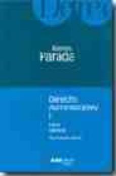 Valentifaineros20015.es Derecho Administrativo (T. I):parte General (15ª Ed.) Image