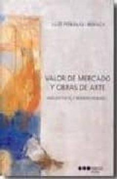 valor de mercado y obras de arte: analisis fiscal e interdiscipli nario-lluis peñuelas i reixach-9788497682244