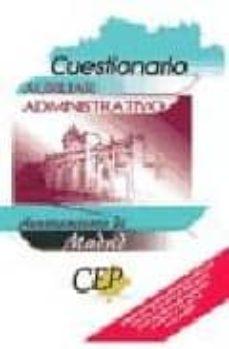 Iguanabus.es Auxiliar Administrativo Ayuntamiento De Madrid: Cuestionario Image