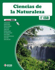 Permacultivo.es Ciencias Naturaleza 1º Eso Nova Ed 2011 Trimestres Image