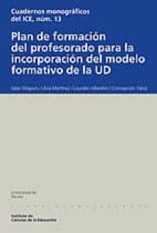Carreracentenariometro.es Plan De Formación Del Profesorado Para La Incorporación Del Model Image