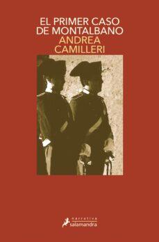 el primer caso de montalbano (serie montalbano 11) (relatos)-andrea camilleri-9788498380644