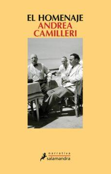 Libros de Kindle descargan rapidshare EL HOMENAJE de ANDREA CAMILLERI 9788498388244 in Spanish MOBI DJVU PDB