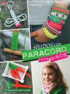 nudos con paracord para niños-thade precht-9788498744644