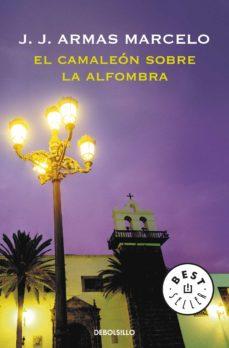 Mrnice.mx El Camaleon Sobre La Alfombra Image