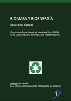 biomasa y bioenergía (ebook)-xavier elías castells-9788499691244
