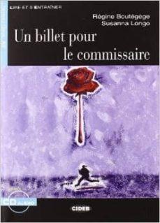 un billet pour le commissaire (+ cd)-regine boutegege-susana longo-9788853000644