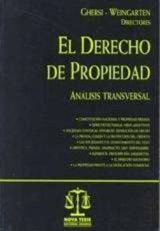 Costosdelaimpunidad.mx El Derecho De Propiedad. Analisis Transversal Image