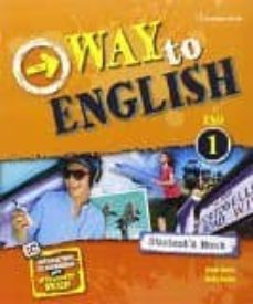 way to english 1 eso student s book mec ed 2016-9789963517244