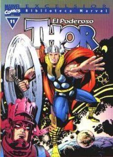 Comercioslatinos.es El Poderoso Thor Nº 11 (Biblioteca Marvel) Image
