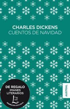 Descargar libros de texto ebooks PACK CUENTOS DE NAVIDAD + IMANES 2019 8432715119654 de CHARLES DICKENS (Literatura española)