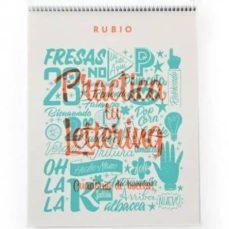 cuaderno bocetos caligrafía-8437015421254