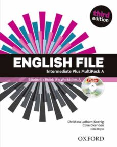 Ebooks para hombres descargar gratis ENGLISH FILE INTERMEDIATE PLUS (3RD EDITION) MULTIPACK A WITH ITUTOR & ICHECKER (Spanish Edition)