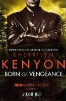 born of vengeance-sherrilyn kenyon-9780349412054