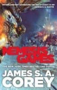 Buscar libros electrónicos descargar gratis pdf NEMESIS GAMES: (THE EXPANSE 5) 9780356504254 (Literatura española) de JAMES S. A. COREY DJVU PDF
