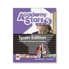 Descarga gratuita de libros de audio en inglés mp3 ACADEMY STARS 5 PERFORM BKLT PUPIL´S BOOK  PACK