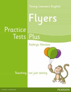 young learners english flyers practice tests plus students  book-9781408296554