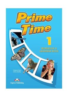 Ebooks de computadora gratis para descargar PRIME TIME 1 WORKBOOK de  en español iBook ePub CHM