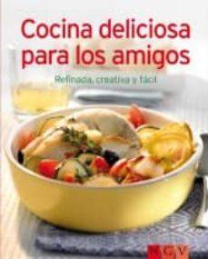 Iguanabus.es Cocina Deliciosa Para Los Amigos (Minilibros De Cocina) Image