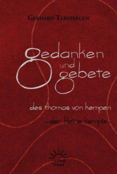 gedanken und gebete des thomas von kempen (ebook)-gerhard tersteegen-9783939075554