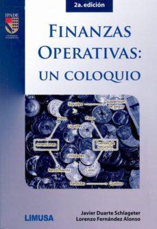 Eldeportedealbacete.es Finanzas Operativas: Un Coloquio (2ª Ed.) Image