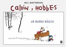 un mundo mágico (súper calvin y hobbes 4)-bill watterson-9788402422354