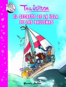 (pe) comic tea stilton 1: el secreto de la isla de las ballenas-tea stilton-9788408092254