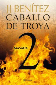 Descarga de libros electrónicos pda MASADA (CABALLO DE TROYA 2)
