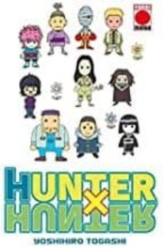 Permacultivo.es Hunter X Hunter 36 Image
