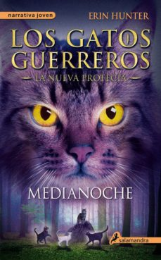 medianoche (ebook)-erin hunter-9788415630654