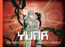 yuna-santiago garcia-juaco vizuete-9788416251254