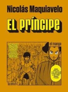 el principe (manga)-nicolas maquiavelo-9788416540754
