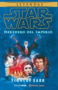 Descargar Jar ebooks móvil gratis STAR WARS: HEREDERO DEL IMPERIO de TIMOTHY ZAHN  en español 9788416543854