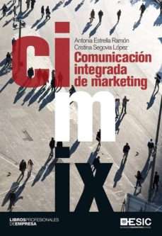 Portada libro Comunicación integrada de Marketing