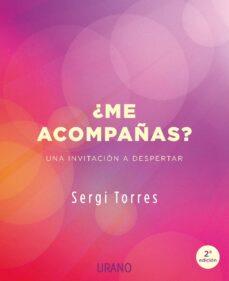 ¿me acompañas? (ebook)-sergi torres-9788416715954