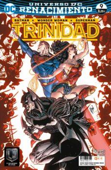 Inmaswan.es Batman / Superman / Wonder Woman: Trinidad Nº 09 (Renacimiento) Image