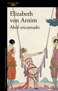 abril encantado-elizabeth von arnim-9788420416854