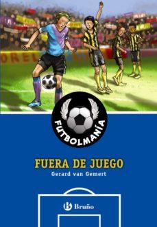 futbolmanía fuera de juego nº 7-gerard van gemert-9788421679654