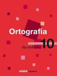 Titantitan.mx Quadern D'ortografia 10. Ed. Primaria Image