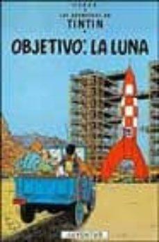 tintin objetivo, la luna (16ª ed.)-9788426108654