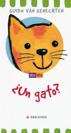 ¿un gato?-guido van genechten-9788426350954