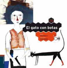 el gato con botas + cd-pepe maestro-9788426373854