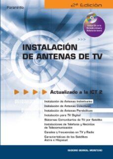 Descargar INSTALACION DE ANTENAS DE TV gratis pdf - leer online