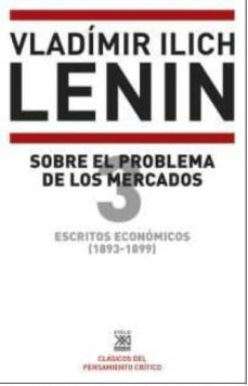 Inciertagloria.es Escritos Economicos (1893-1899) 3: Sobre El Problema De Los Mercados Image
